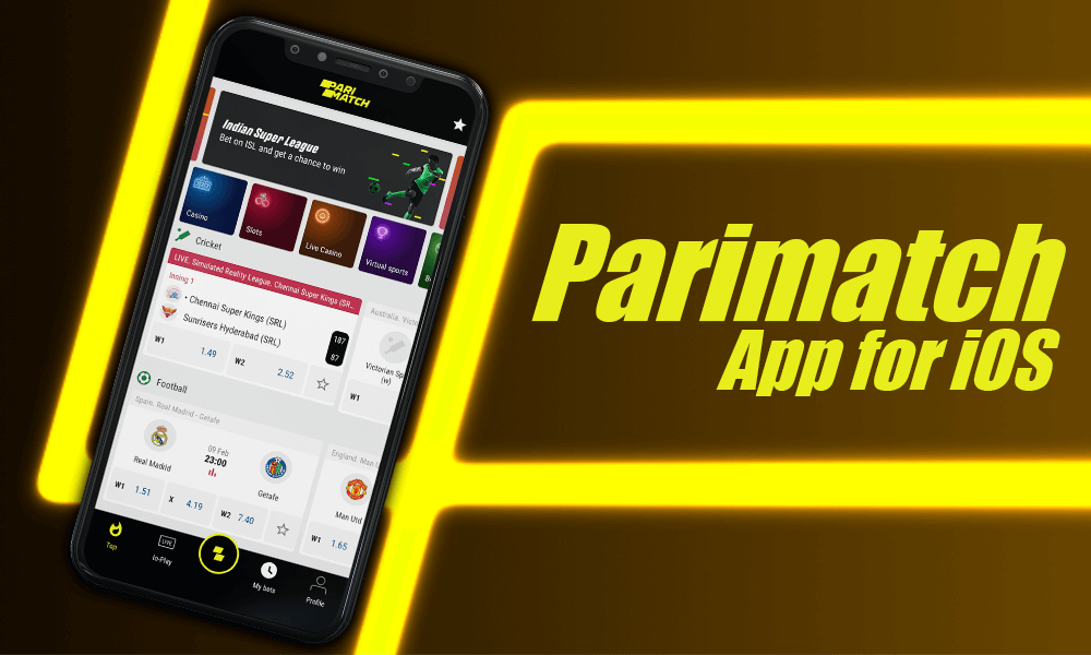 Parimatch app - Download apk for Android & iOS (2021)